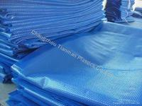 New product unique insulation swimming pool cover fabric