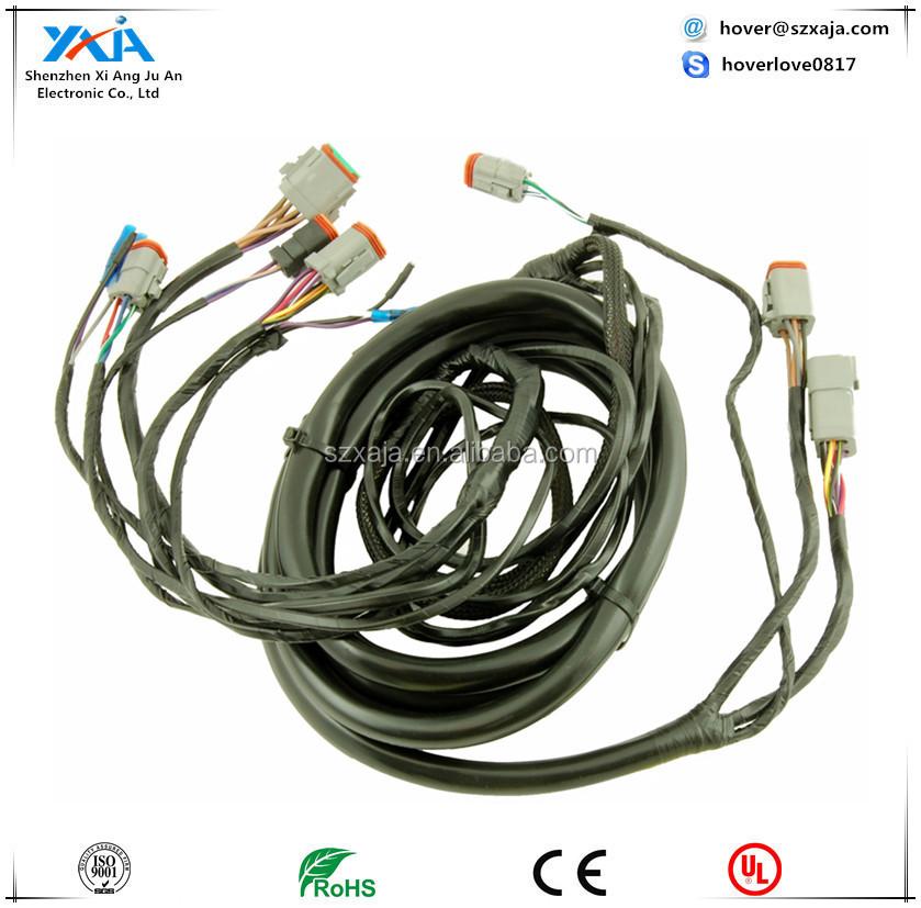 Pioneer AVH P6500DVD AVIC N1 AVIC N2 pioneer avh p6500dvd avic n1 avic n2 avic n3 16pin copper wire pioneer avic n1 wiring harness at gsmx.co