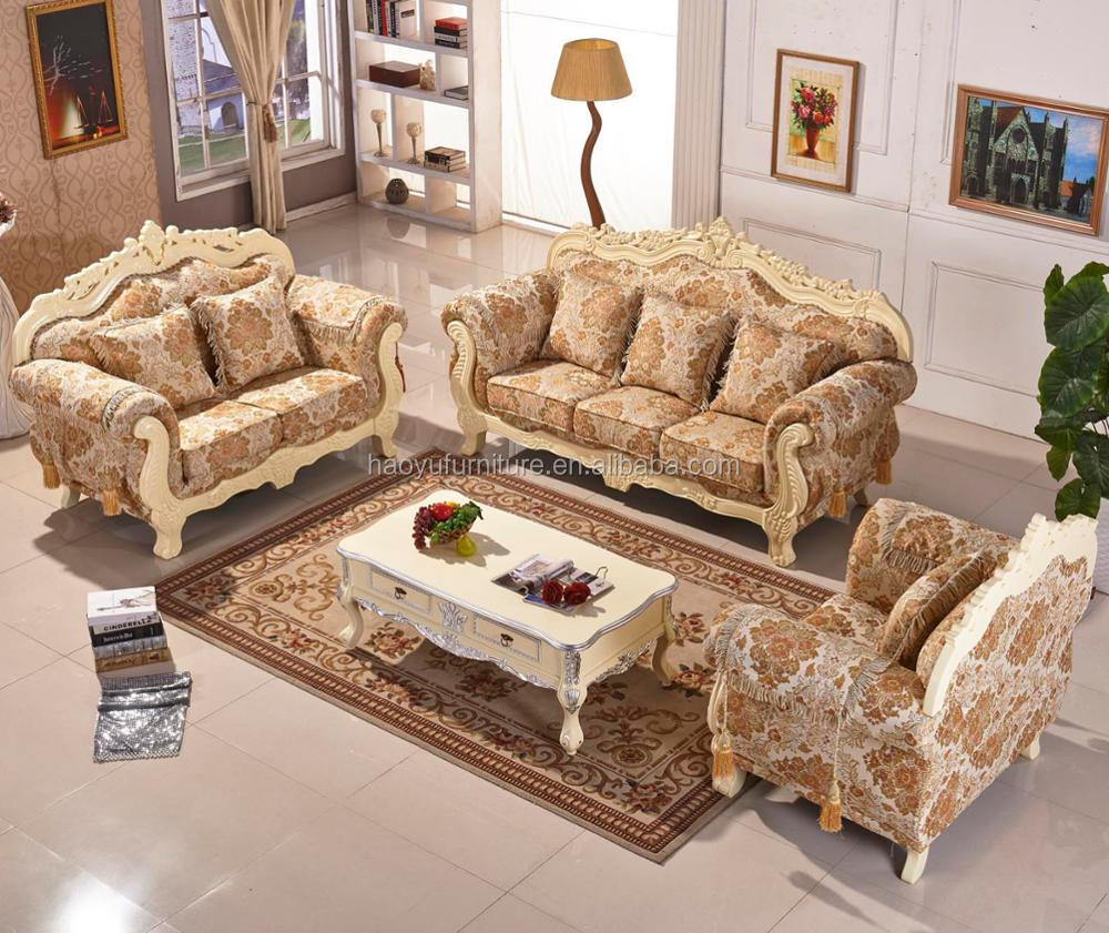 Am121 italian style sofa divan living room furniture sofa for Divan sofa set