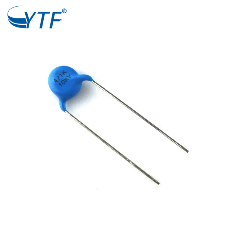 10KV 471 Disc Ceramic Capacitor
