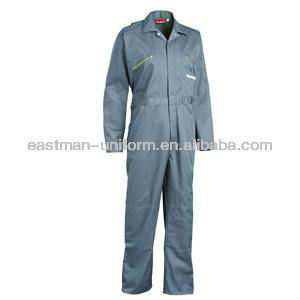 lady workwear overall/ladies working coveralls/cotton overalls uniform for women
