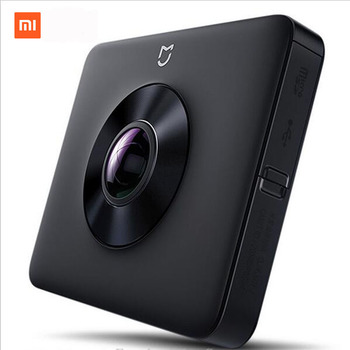 360 Camera,Xiaomi Mijia Mi Dual-lens Sphere Action Cam Wifi Waterproof  Panoramic Camera 3 5k Hd Video Camera - Buy Xiaomi Camera,Waterproof 720p  Hd