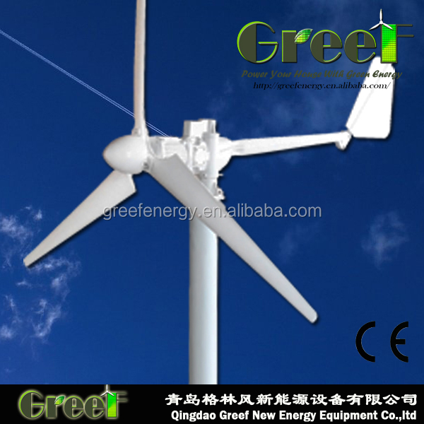 NEW Eolic Wind Turbine ! 5kw horizontal axis wind mill for sale