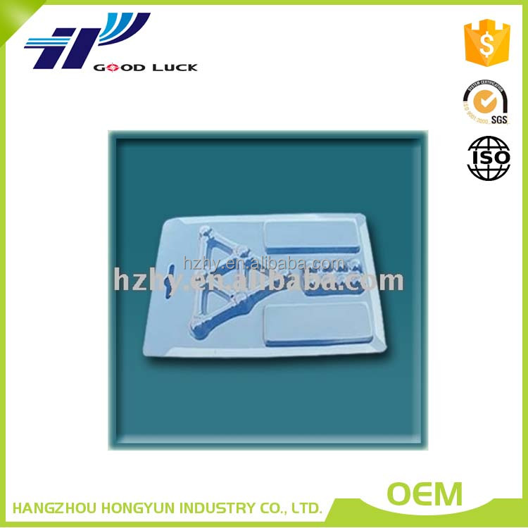 PET Clamshell Hardware/Electronic Packaging PVC Blister