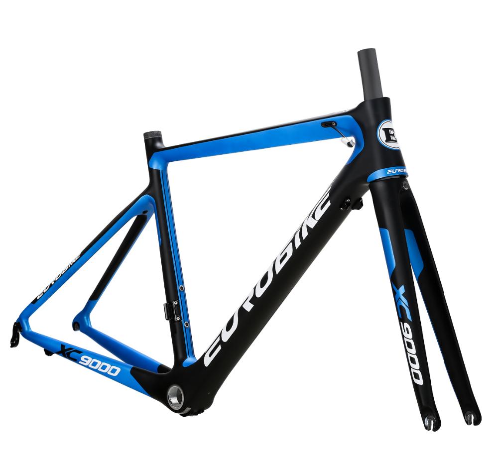 Eurobike Xc9000 Carbon Fiber Road Bike Frame Set - Buy Carbon Road ...