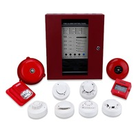 Best price security system conventional fire alarm system control panel