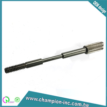 Taiwan made precision cnc screws turning parts