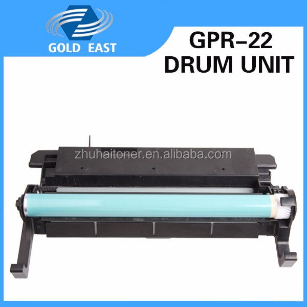 compatible toner cartridge GPR22 drum unit for used in iR1024/iR1024iF/iR1024J/iR1022/iR1022iF/iR1022J