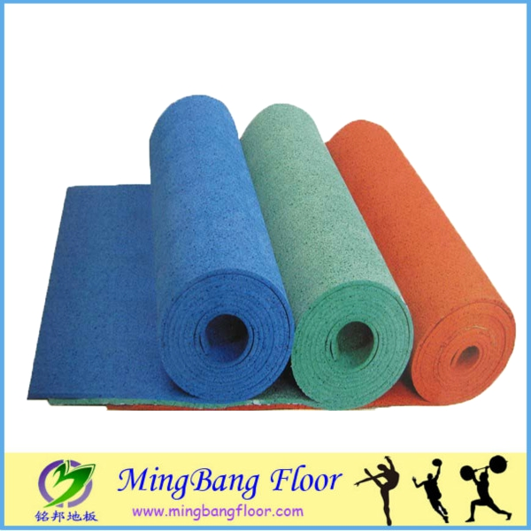 playground rubber floor High Quality Gym Mats