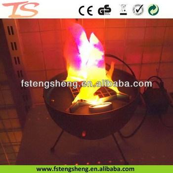 Modischen Besonderen Flamme Seide Feuer Lampe Buy Flamme Seide