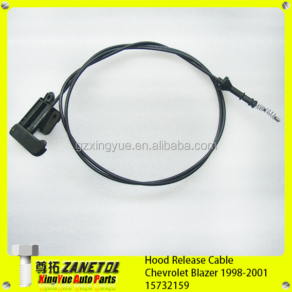 Blazer Fits Sonoma Hood Release Cable S10