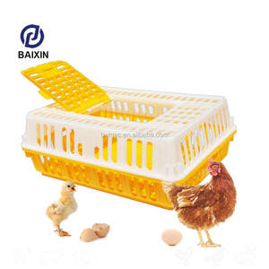 Livestock Equipments Transport Plastic Chicken Poultry Cage