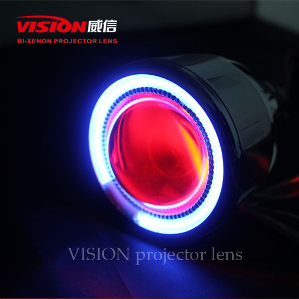 2014 Hottest Auto Eagle Eye Light Hid Projector Lamp Or Angel Eyes ...