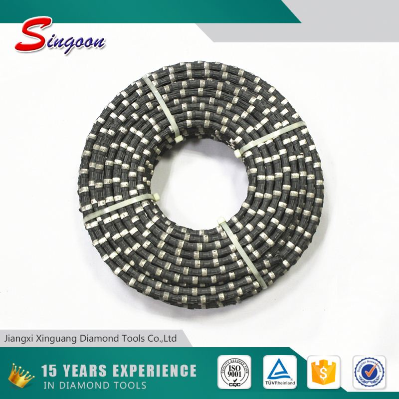 Diamond Stone Wire Cutter For CNC Wire Saw Stone Cutting Machine