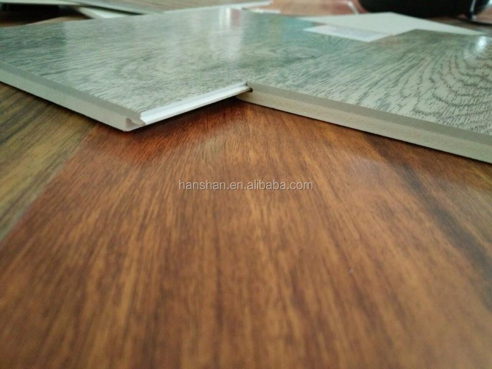 Click System Wpc Floor Plastic Flooring Vinyl Plank Flooring Click Lock