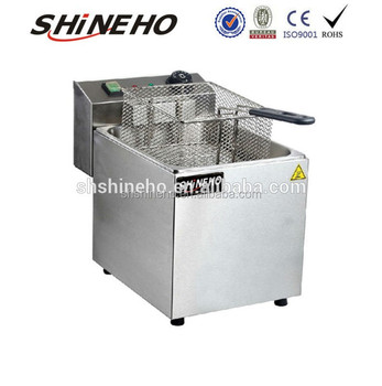 F004 Electric Deep Fryer Machine Used KFC Equipment