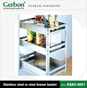 high quality stainless steel kitchen spice bracket