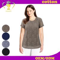 2016 The Most Fashion ladies new design t shirt
