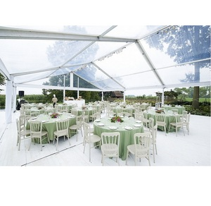 Big Wedding Party Clear Plastic Tent for 500 people