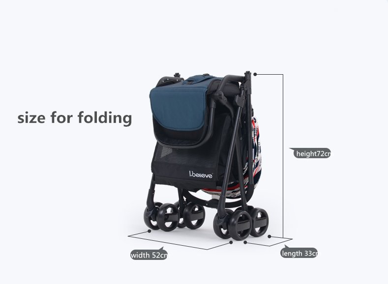 I-s012 Exquisite Ningbo Stroller 360 Degree Color Changeable Baby ...
