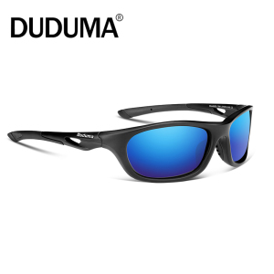 Duduma high quality polarized new classic style custom sport sunglasses for fishing golf