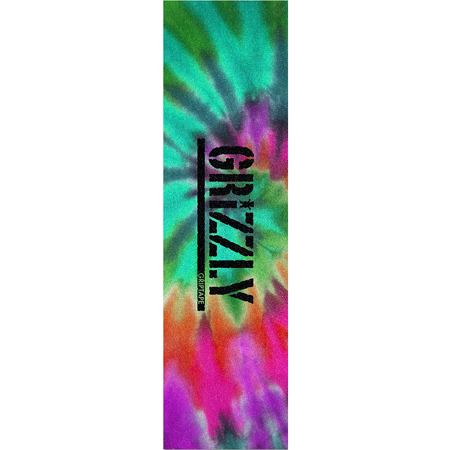 Grizzly Grip Tape T-Puds Stamp In Sub-Alpine Grip Tape 9 x 33