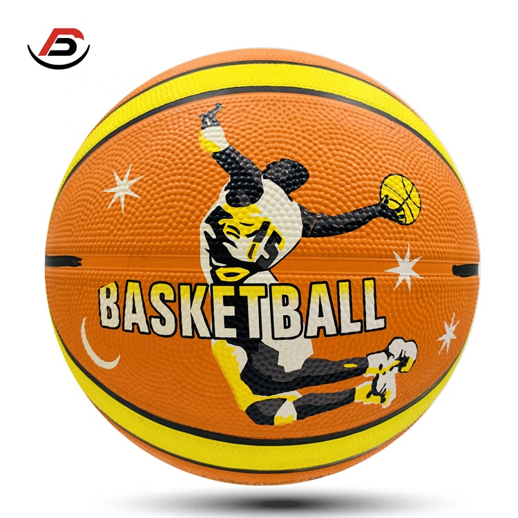 Personalized picture standard basketball size 7