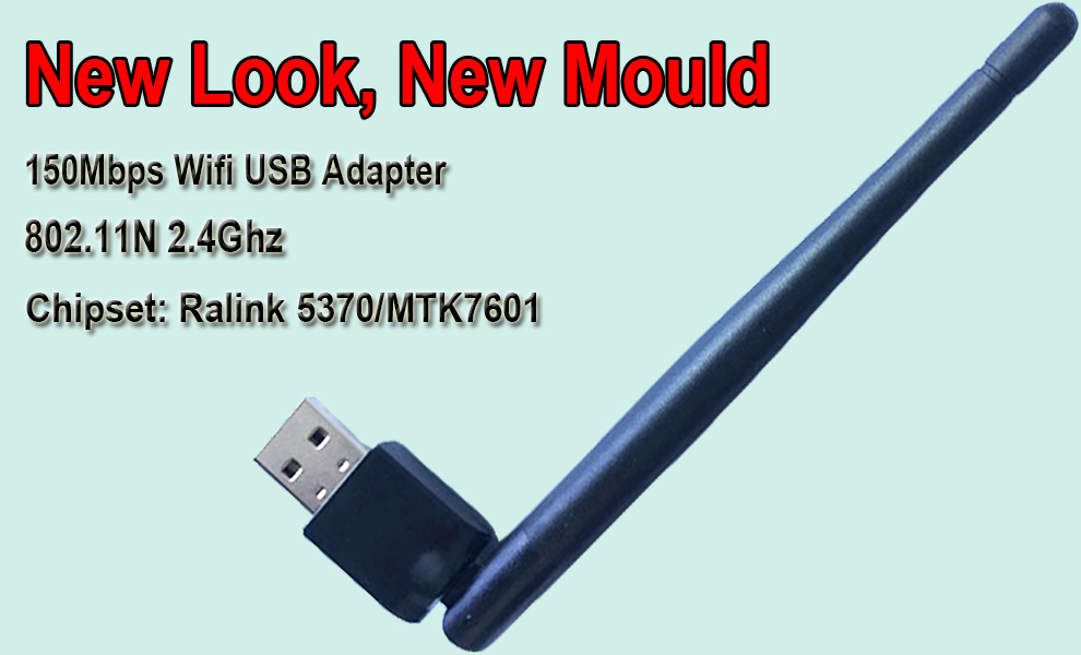 Ralink rt5370 150m usb 2. 0 wifi wireless network card 802. 11 b/g/n.