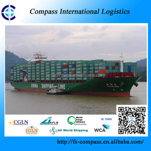 International shipping agent from China to ARICA Chile sea freight forwarder