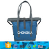 custom design and logo waterproof hand luggage duffel bag