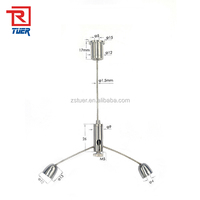 LED Panel Light Suspended Kit For Suspended Ceiling Easy Install