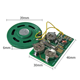 Pre-recorded greeting card customized music light sensor sound module