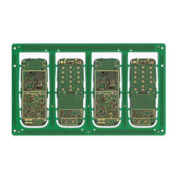 Quick turn multilayer PCB timer circuit board