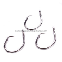 Bulk price chemically sharpened sport circle fishing hooks