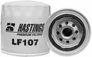 Hastings LF107 Lube Oil Spin-On Filter by Hastings Premium Filters