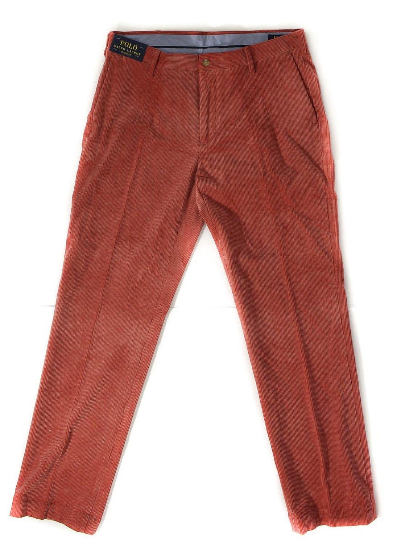 Polo Ralph Lauren Mens Classic Fit Straight Leg Corduroy Pants
