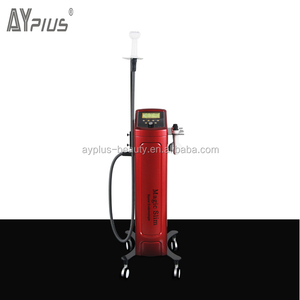 AYPLUS AYJ-19 high frequency Vaccum RF body slimming machines for full body slimming face lifting