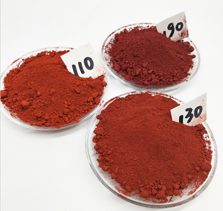 Red Iron Oxide Pigment Powder Item 190 Blue Direction