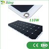110W Sun Power Solar Flexible Panel For 24V 48V Battery