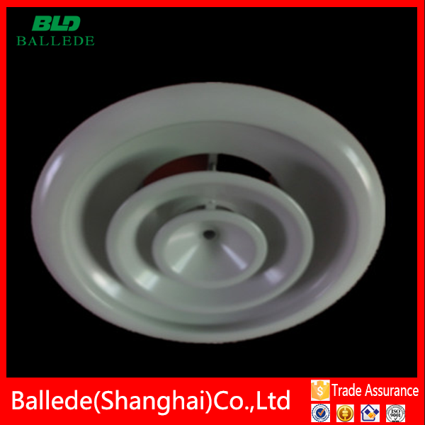 aluminum round air conditioning air outlet diffusers