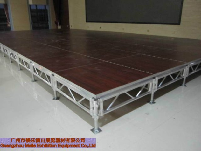 Aluminum Smart Stage Portable Stage Platform Aluminum
