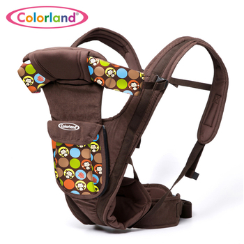 Safety Ergonomic Infant Wrap Carrier Baby Sling For Dad And Mom