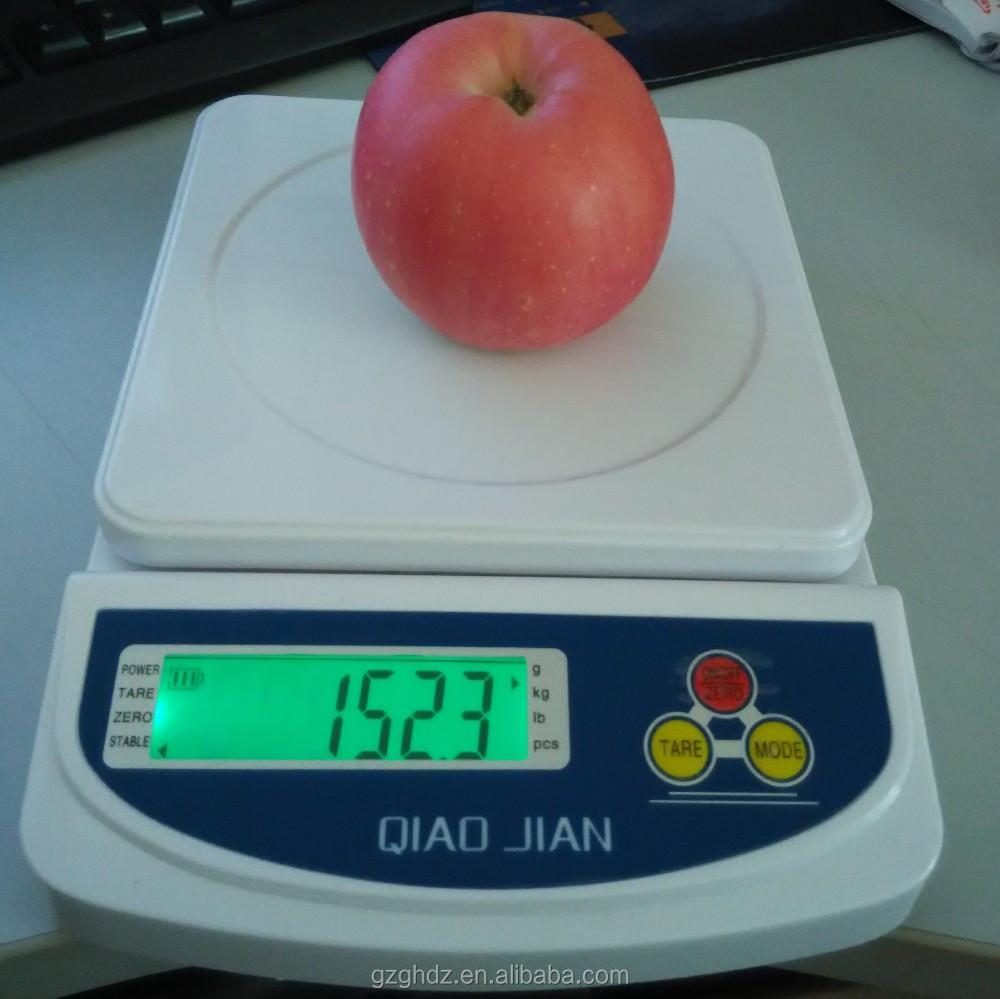 Digital Balan As De Cozinha Para O Alimento Ou Balan As  ~ Balança Para Cozinha Digital