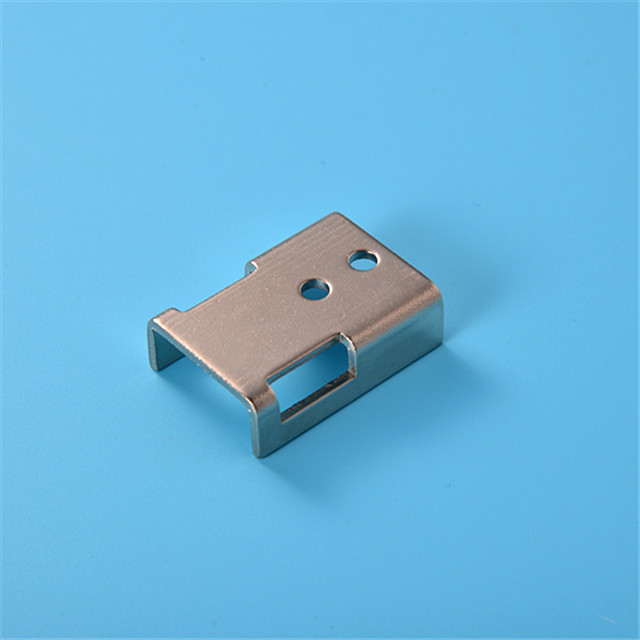 High quality China manufacturer custom OEM metal punched parts