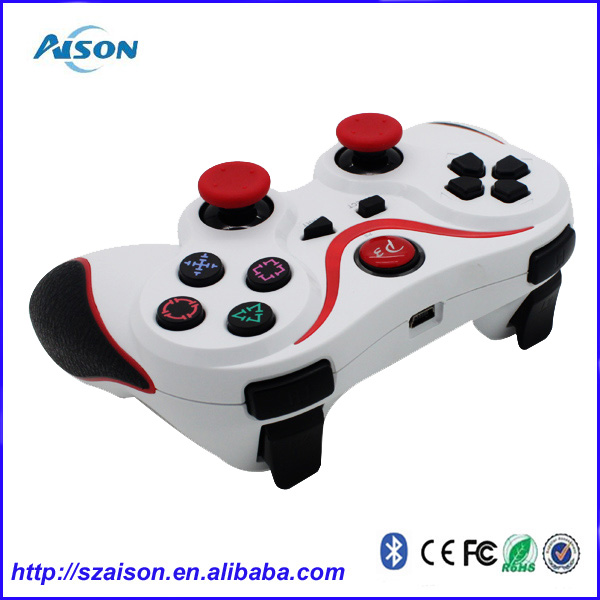 Hot sell bluetooth wireless controller for ps3 joystick
