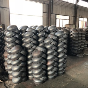 Free Sample Spherical Aluminum Pipe End Caps