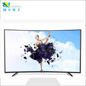Cheap Android LCD LED curved led tv screen HD Televisions