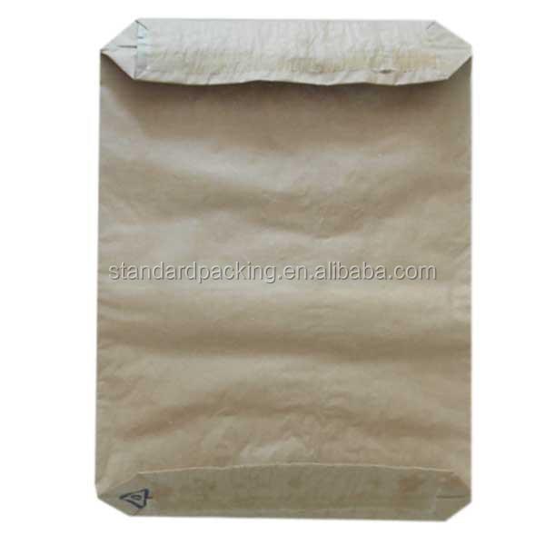 50kg Automatic Flour Packing Machine Kraft Paper Bag