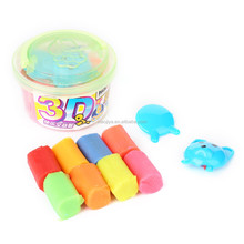 Various colors stationery hot sale color clay, plasticine toy
