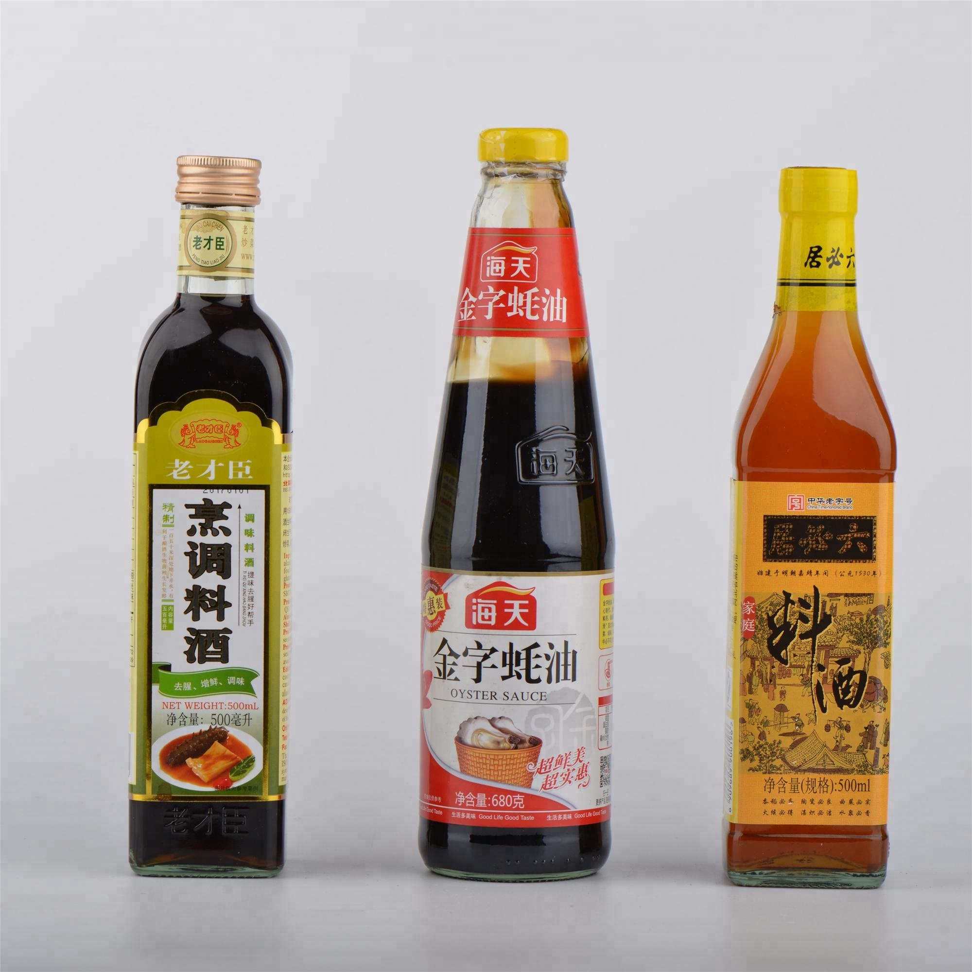 Custom self adhesive sauce labels printing bottle label waterproof adhesive food stickers buy sauce labelsadhesive food stickersprinting bottle